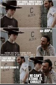 Carl Walking Dead Know Your Meme - know your meme carl walking ... via Relatably.com