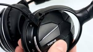 Sven AP-B770MV — <b>беспроводные наушники с микрофоном</b> ...