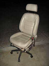 brilliant car seat office chairs for interior design for home remodeling with car seat office chairs bmw z3 office chair seat converted