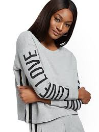 <b>Women's</b> Sweatshirts & <b>Yoga</b> Tops | NY&C