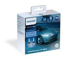 11258UE2X2 <b>Philips Лампа</b> для автомобильных фар