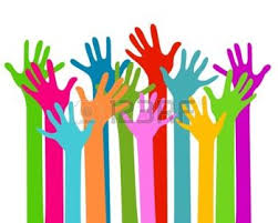 Image result for joining hands together clipart