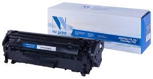 <b>Картридж NV Print Q2612A</b>/FX-10/703 для HP и Canon ...