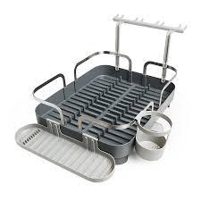 Купить <b>Сушилка для посуды</b> Holster серая, <b>Umbra</b> (арт.1008163 ...