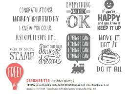 Image result for designer tee stampin up