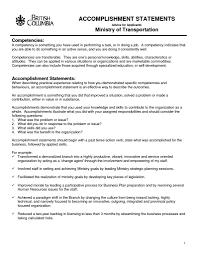 accomplishments on a resume getessay biz examples of accomplishments for resume norcrosshistorycenter inside accomplishments on a