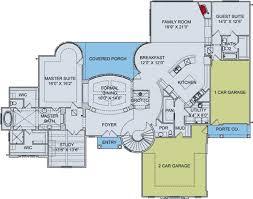 Main Floor Mother In Law Suite   WY   st Floor Master Suite    Floor Plan