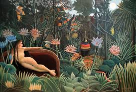 the editorial magazine naive painters essay by claire milbrath usa museum of modern art henri rousseau henri rousseau