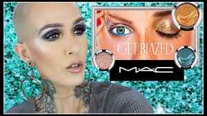 <b>MAC Get Blazed</b> Collection 2 Tutorials & Comparisons - YouTube