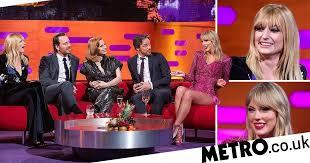 Taylor Swift on Graham Norton with her ex Joe Jonas' wife Sophie ...