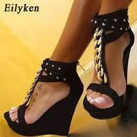 <b>Women Wedge sandals</b>