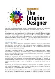 how to get a job in interior design fabulous one vp of hr interesting the interior designer part radac how to get a job in interior design