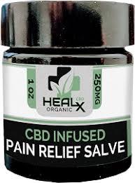 HealX CBD <b>Pain Relief</b> Warming <b>Salve</b> 1oz - Binsons.com