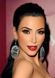 Slikovni rezultat za kim kardashian makeup