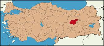 Image result for tunceli haritasi