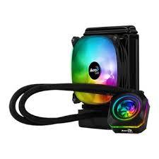 <b>Aerocool</b> 120mm ARGB Intel/AMD CPU Liquid Cooler LN97514 ...