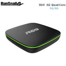 Goede Koop <b>R69</b> Anroid 6.0 <b>Smart Tv Box</b> 1 GB 8 Allwinner Set Top ...