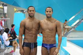 Shaune and Brett Fraser Cayman Olympic Team London 2012 | Cayman ...