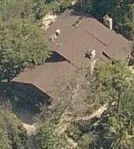 Photo: house/residence of the nice 23 million earning Beverly Hills, California, USA-resident