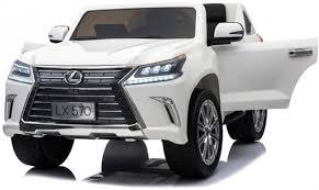Детский <b>электромобиль Lexus LX570</b> 4WD MP3 - DK-LX570 ...
