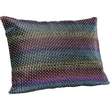 "<b>Подушка Rainbow Glitter</b>, коллекция ""Радужный блеск"" 30*40*3 ..."