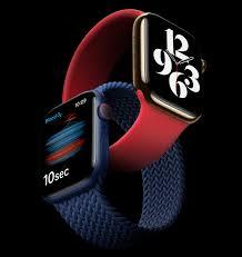 Обзор <b>умных</b> часов <b>Apple Watch</b> Series 6