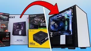 <b>New Mini</b>-ITX <b>Gaming</b> PC Build for <b>2020</b>! - YouTube