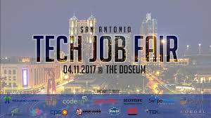 san antonio tech job fair looking for a job in the tech industry or simply wanting to connect tech community join and geekdom at our bi annual san antonio tech job fair