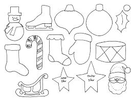 christmas decoration templates printable christmas tree or nts homemade by jill advent sew along or nt templates