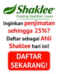 Ahli Shaklee, Independent SHAKLEE Distributor, Info, Keistimewaan SHAKLEE, Kongsi, Pengedar Shaklee Kuantan,