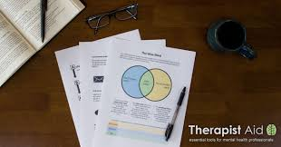 Therapy Worksheets for Adolescents   Therapist Aid