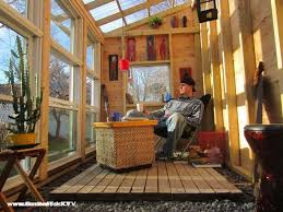 Tiny House Plans   A   Frame Vacation Cabin   DIY Living    Build a Tiny House   Deek Diedricksen GF Radio