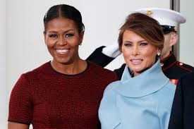 <b>Melania</b> Trump vs. Michelle Obama: First Lady <b>Shoe</b> Styles ...
