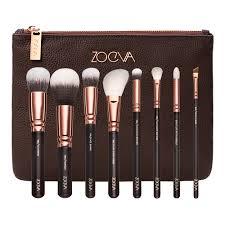 Buy <b>ZOEVA Rose Golden</b> Luxury Set (8 Brushes) | Sephora Australia