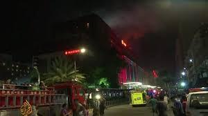 Video: Eksplozija i pucnjava u Manili