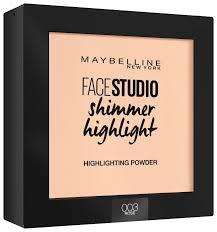 Maybelline New York <b>Face</b> Studio <b>Хайлайтер</b> Shimmer <b>Highlight</b> ...