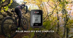 Polar M460 | <b>велокомпьютер с GPS</b> | Polar Россия
