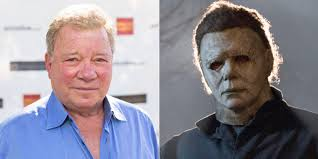 <b>Halloween</b>: <b>Michael Myers</b> mask inspiration William Shatner on ...