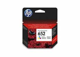 <b>Картридж HP 652 Tri-colour</b> Ink Cartridge (F6V24AE) купить: цена ...