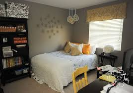 yellow and gray bedroom: peachy design gray and yellow bedroom decor charming decoration bedroom impressive yellow and gray ideas image