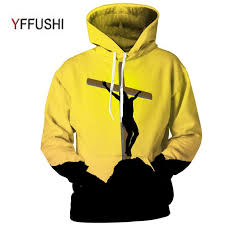 <b>YFFUSHI 2018 Male</b> Patchworked Pullovers Fashion Easter Festival ...