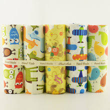 <b>Cartoon Cotton Fabric</b> Promotion-Shop for Promotional Cartoon ...