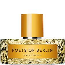 Perfume <b>Poets</b> of Berlin from <b>Vilhelm Parfumerie</b> | NOSE Paris ...