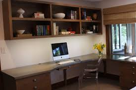 perfect decoration of small office design with l shape desk also wooden book shelf awesome decorating office layout office