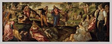 life of jesus of nazareth essay heilbrunn timeline of art the miracle of the loaves and fishes
