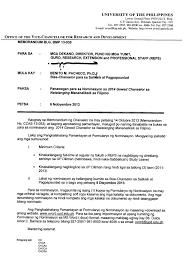 memorandum blg bmp panawagan para sa nominasyon sa  memorandum blg bmp 13 030 panawagan para sa nominasyon sa 2014 gawad chanselor sa