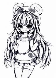 """Résultat de recherche d'images pour """"manga fille panda mignon"""""""