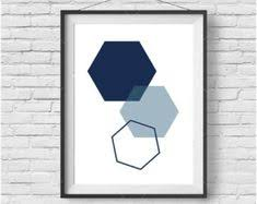 marble geometric scandinavian art canvas print painting modern wall picture home decor bedroom decorative posters no frame