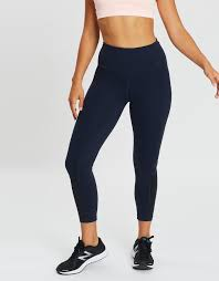 <b>High-Rise Transform Pocket Crop</b> Tights by New Balance Online ...