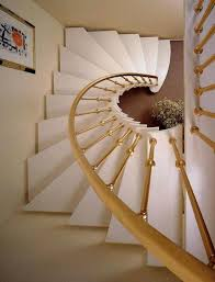 40 breathtaking spiral staircases to dream about having in your home attractive small space staircase attractive small space